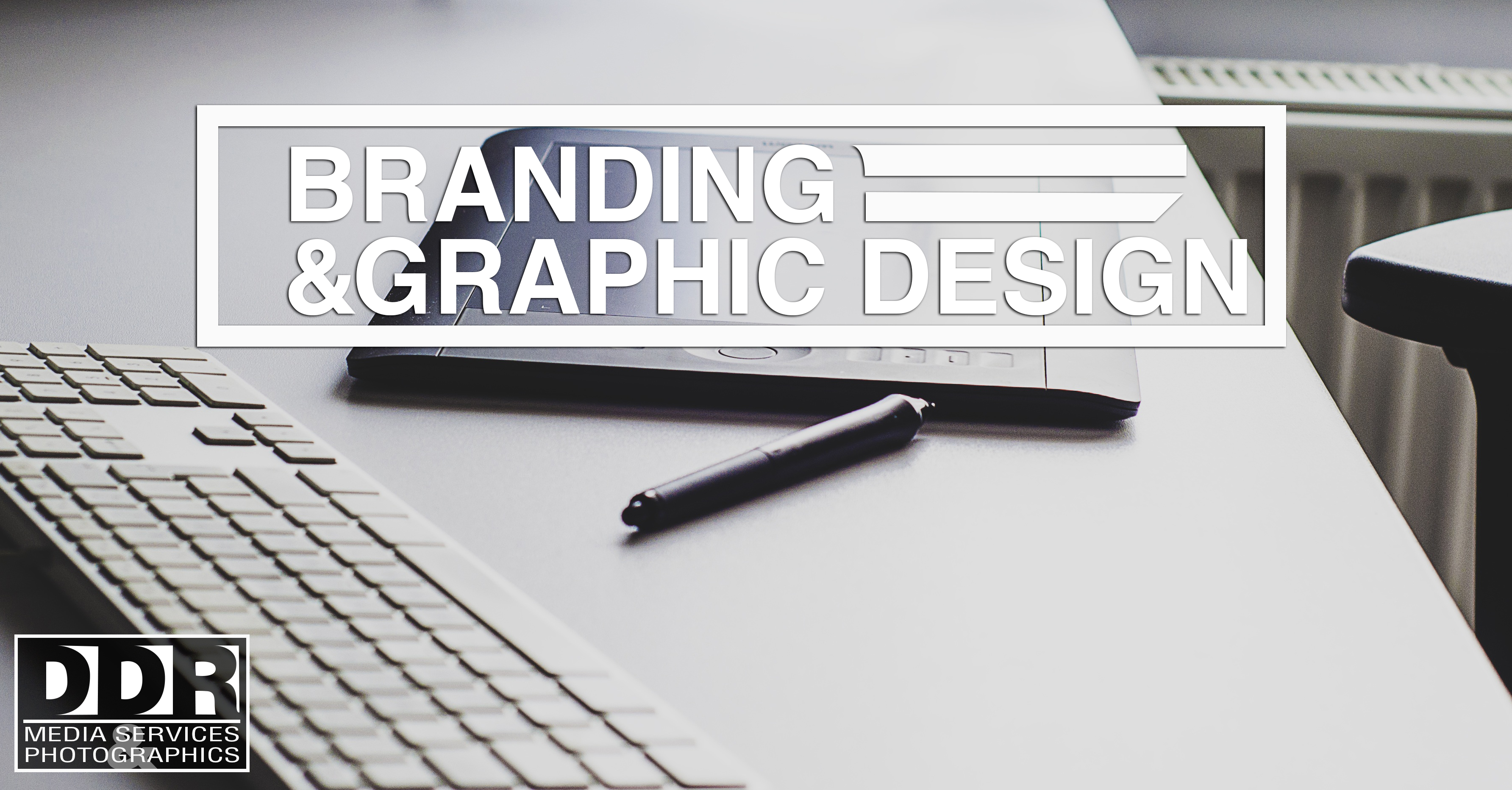 Branding and Graphic Design | DDR Media Services