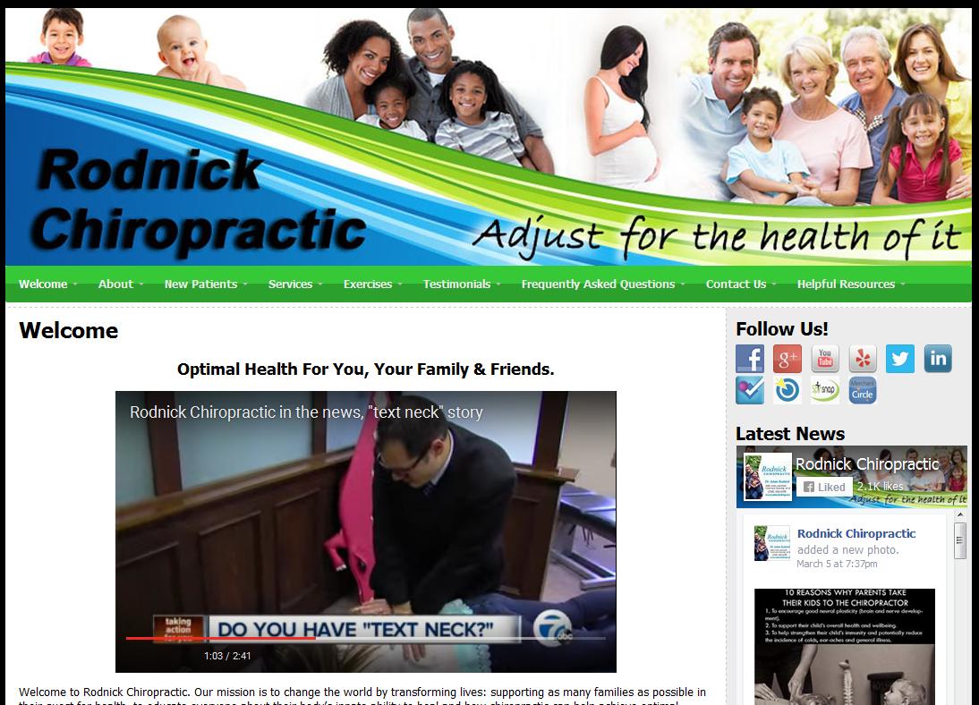 Rodnick Chiropractic