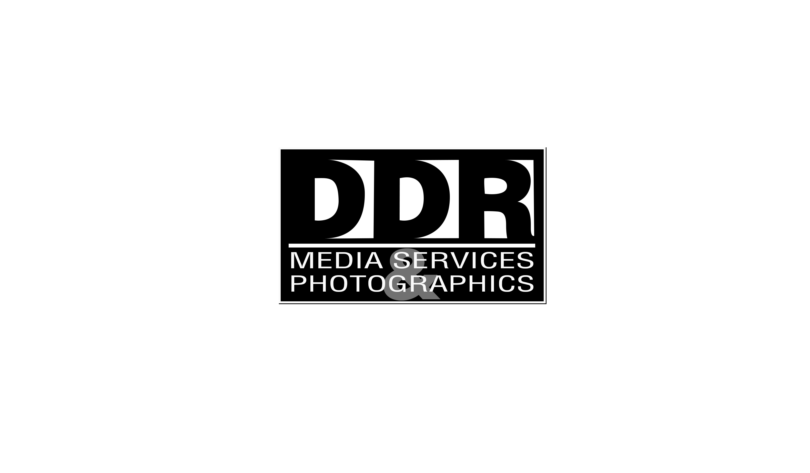 small logo for DDR Media Services