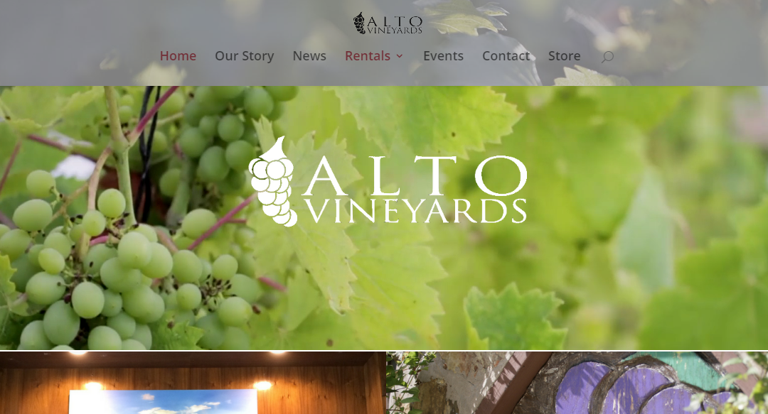 Alto Vineyards