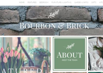 Bourbon & Brick